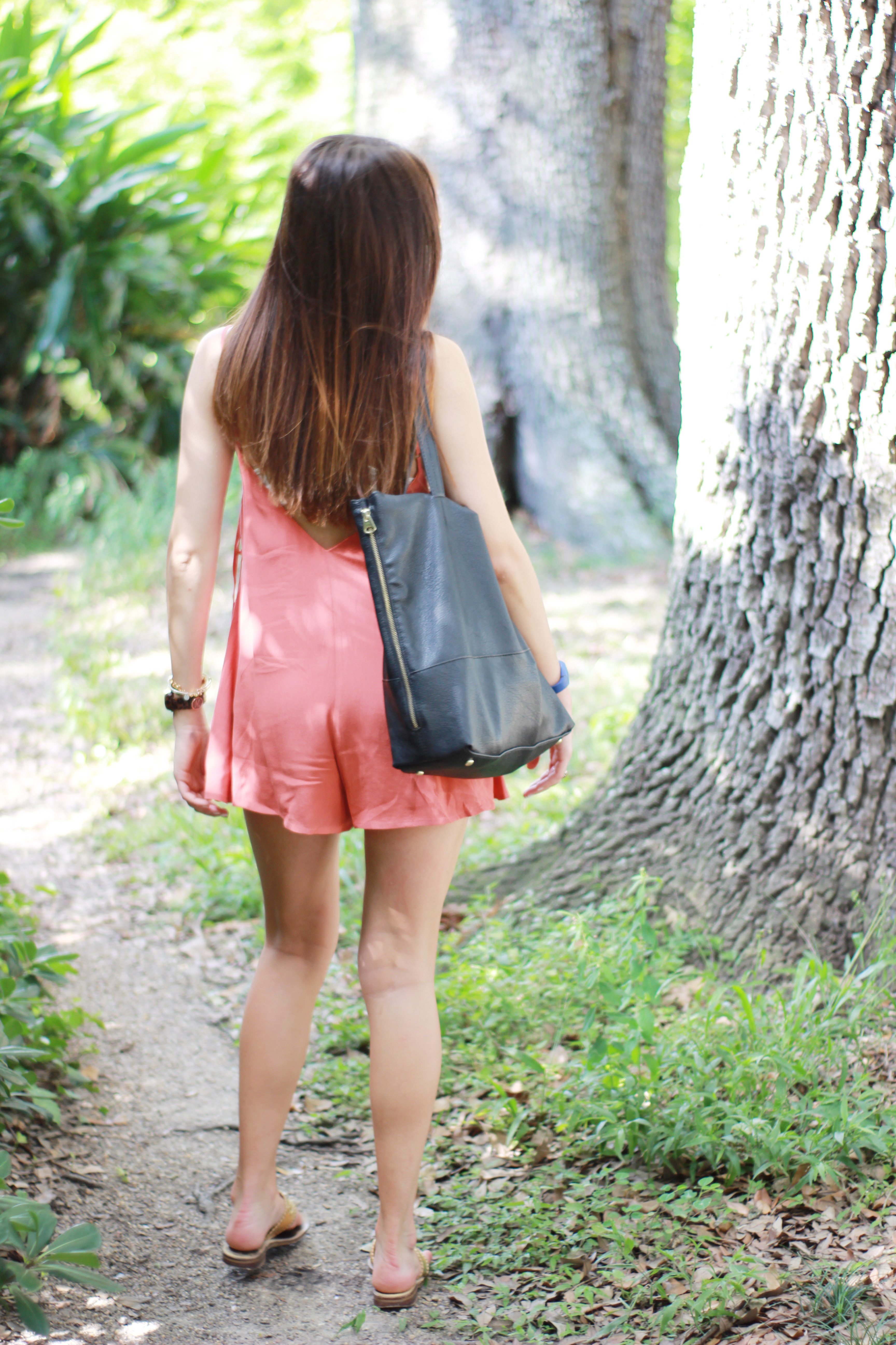 two ways to rock the romper trend this summer 2