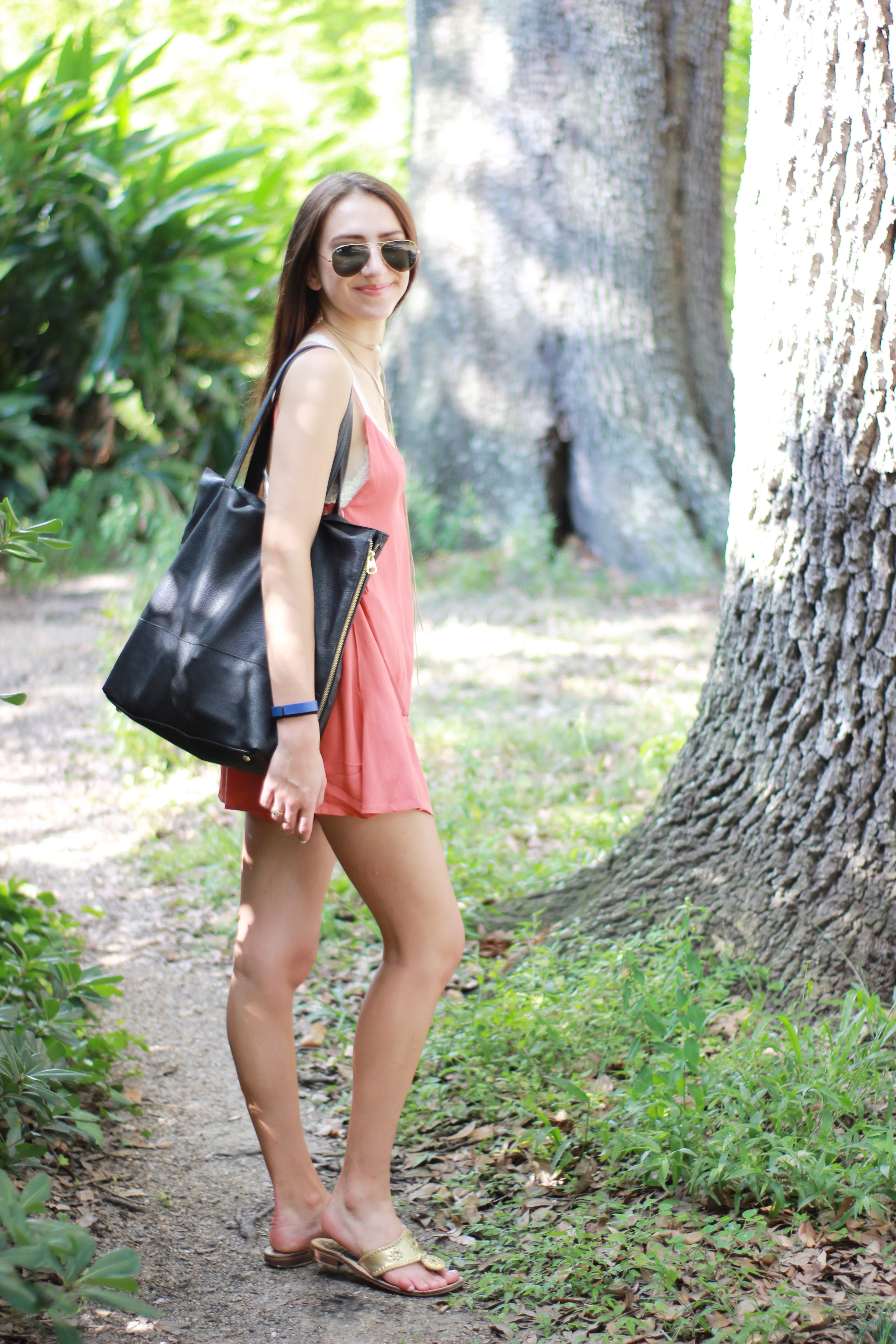 two ways to rock the romper trend this summer 1
