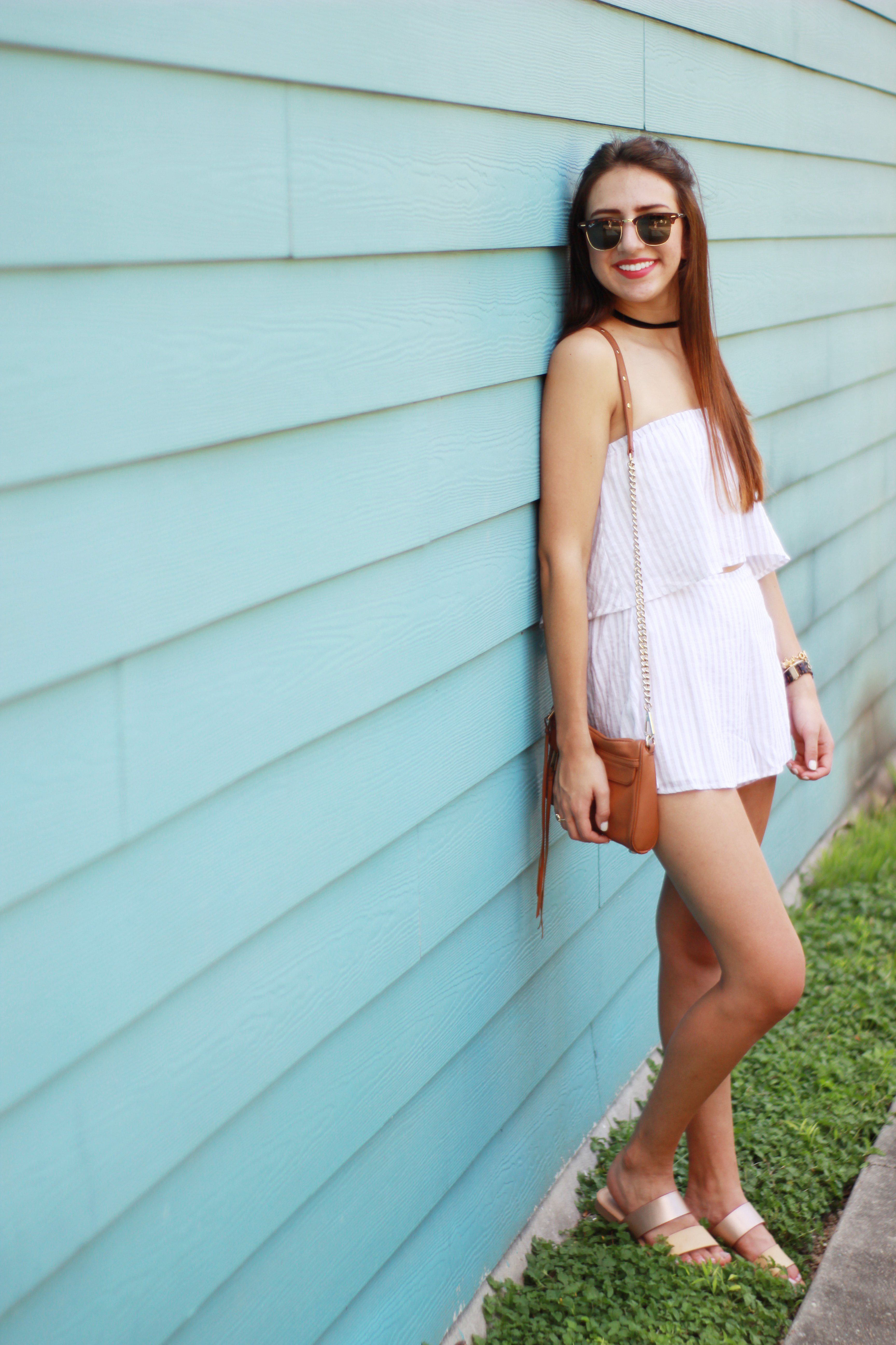 two ways to rock the romper trend this summer 5