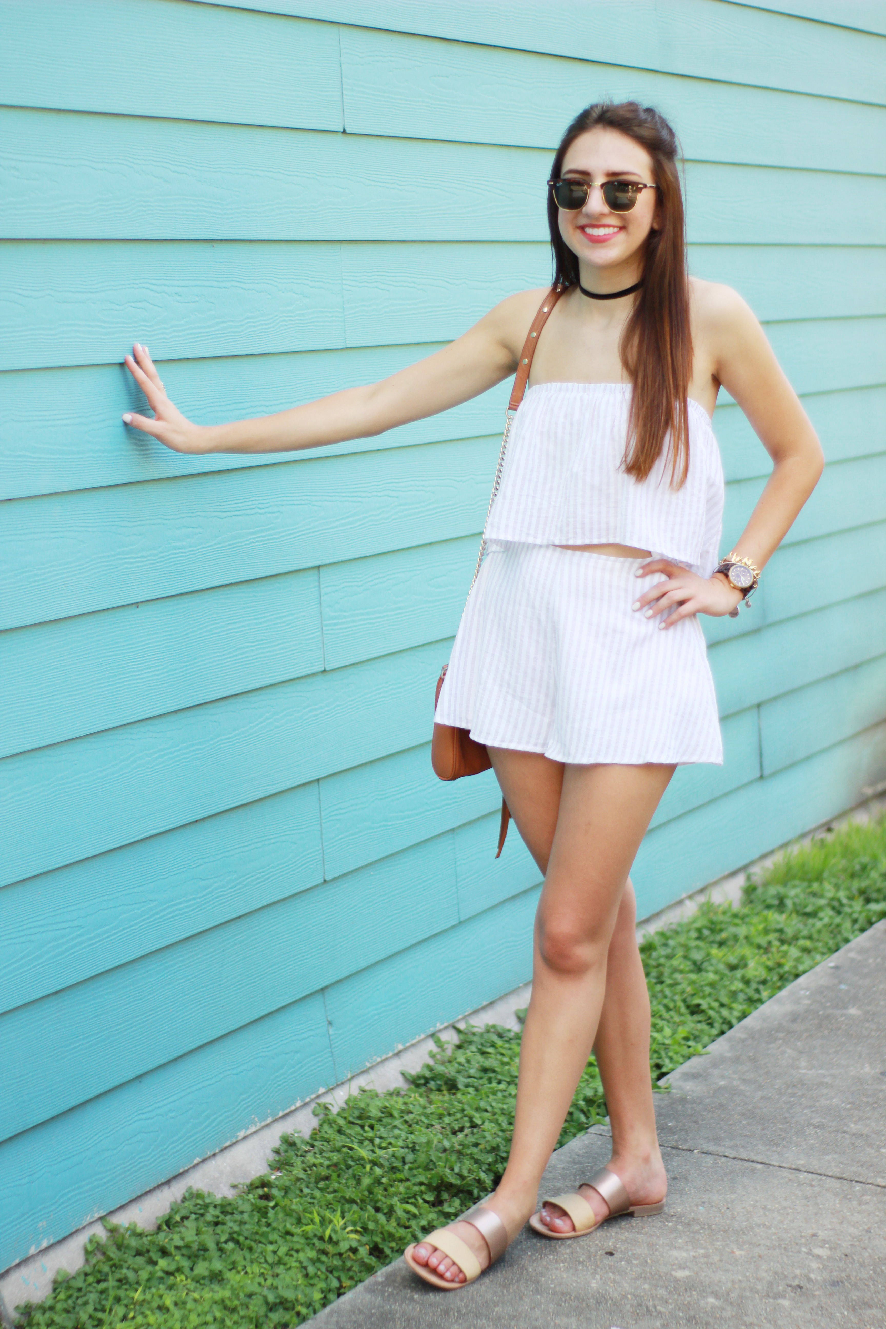 two ways to rock the romper trend this summer 7